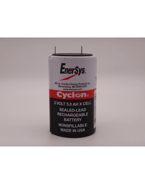 Enersys Cyclon-X, 2V 5Ah, X Cell, acumulator plumb-acid 5000mAh USA