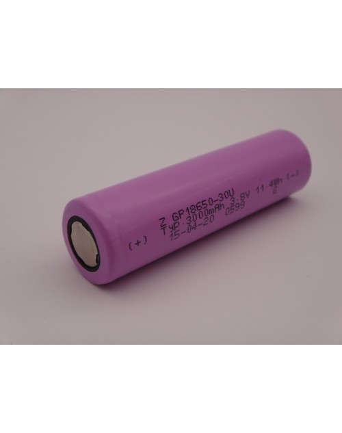 Acumulator GP XP18650 - 30U 3.8V Li-Ion 3000mAh