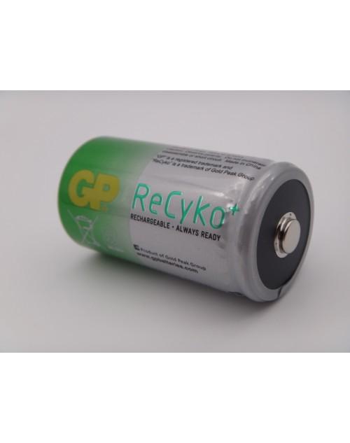 Acumulator GP Recyko 1.2V Ni-Mh 5700mAh D HR20 bulk
