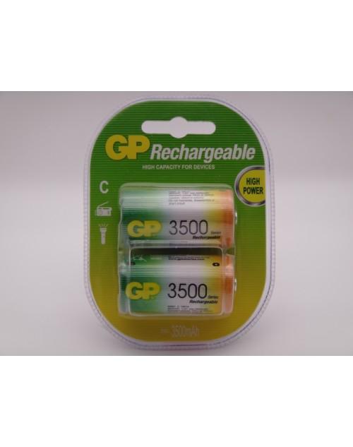 GP acumulatori 3500mAh Ni-Mh HR14, C, 350CHC 1.2V cod GPRHC35CC018