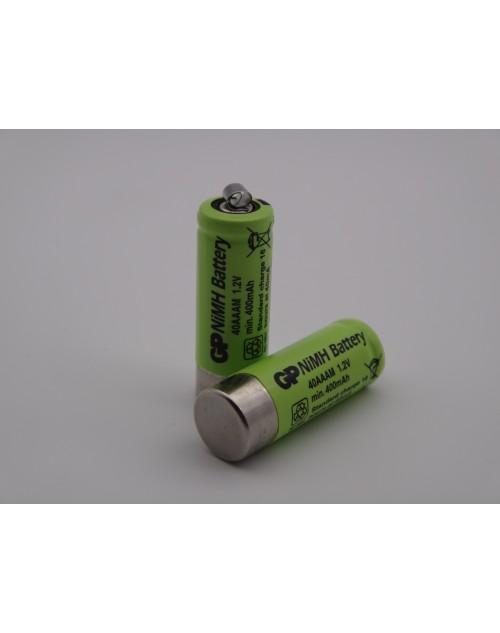GP 40AAAM acumulator industrial 2/3AAA 1.2 volti 400mA