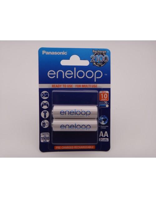 Panasonic Eneloop acumulatori R6 AA 1900mAh 1,2V BK-3MCCE/2BE