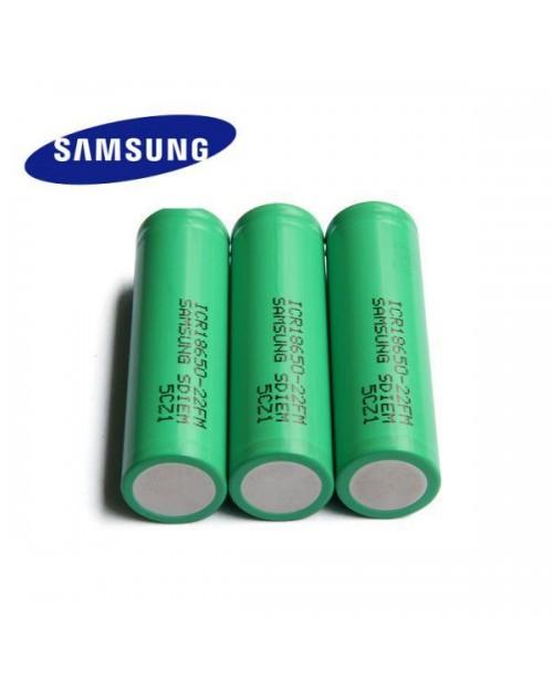 Samsung acumulator Li-Ion ICR 18650-22F  2200 mAh 3,6V