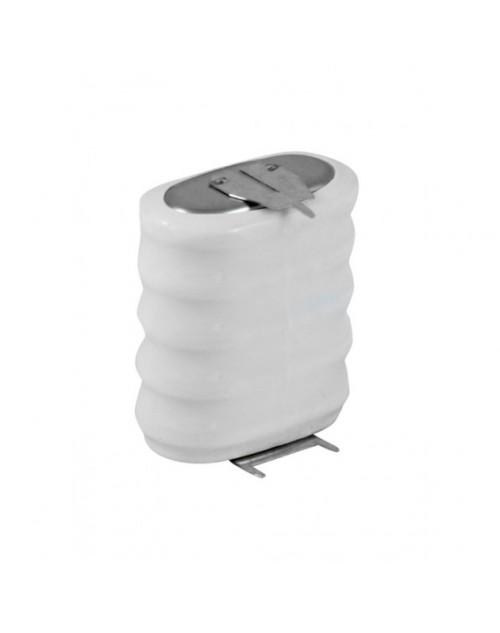 Pachet acumulator industrial Varta V600HR 6V cu lamele la ambele capete