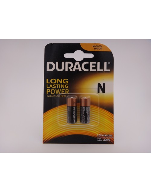 Baterie alcalina Duracell LR1, MN9100 size N