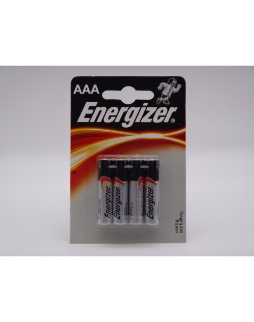 Energizer LR03 AAA 1.5V baterie alcalina blister 4