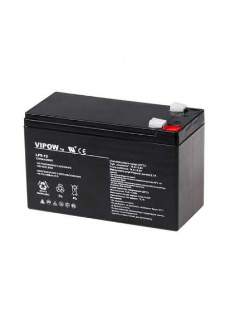 Acumulator 12V 9Ah pentru UPS, AGM, VRLA Vipow