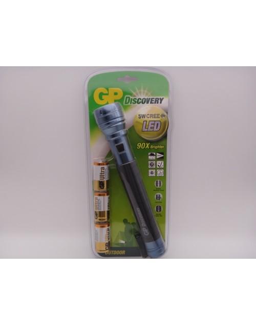 GP Discovery outdoor lanterna aluminiu led 5 watt cree cod GPLOE309