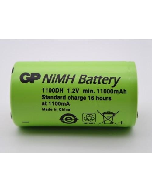 Acumulator GP Ni-Mh 1.2V 11000DH R20 D 11000mah