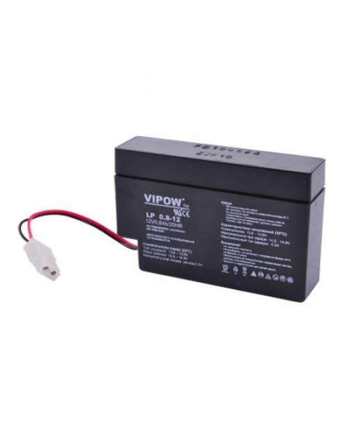 Acumulator stationar gel plumb 12V - 0.82AH VIPOW